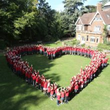 Rye raises over £30,000 for the Harefield Transplant Appeal
