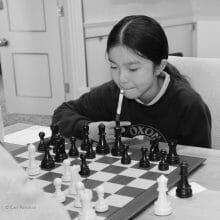 Chess success!