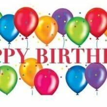 Happy 90th Birthday Rye St Antony